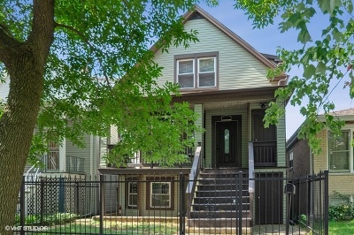 Single Family Home New: 4126 North Drake Avenue