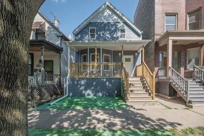 Chicago Single Family Home For Sale: 3439 North Paulina Street