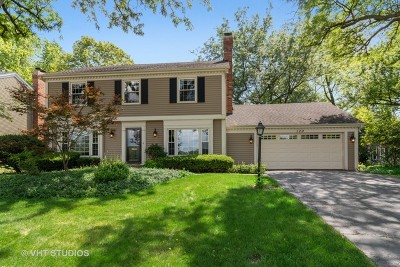 Naperville Single Family Home New: 120 East Bauer Road