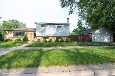 Morton Grove Single Family Home New: 5447 Reba Street