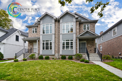Naperville Condo/Townhouse For Sale: 811 North Center Street