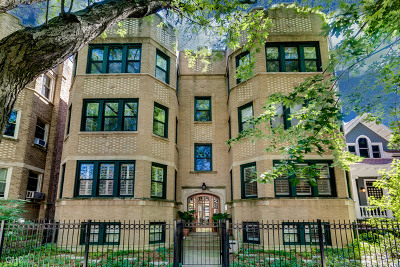 Ravenswood Condo/Townhouse For Sale: 5053 North Winchester Avenue #1S