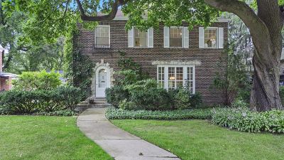Single Family Home New: 2323 Central Park Avenue