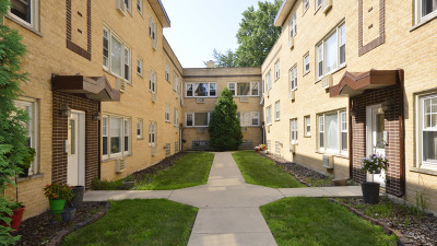 Condo/Townhouse New: 1815 West Touhy Avenue #3