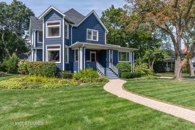 Wheaton Single Family Home For Sale: 618 North Wheaton Avenue