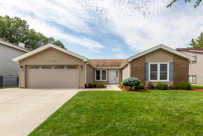 Glendale Heights Single Family Home For Sale: 1964 Towner Lane