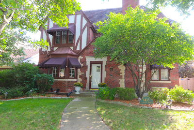 River Forest Single Family Home For Sale: 1435 Clinton Place