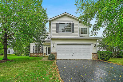Bolingbrook Single Family Home For Sale: 146 Cider Street