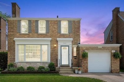 Skokie IL Single Family Home New: $405,000
