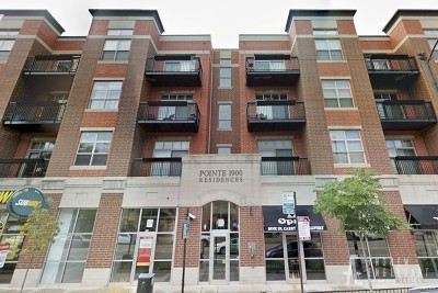 Condo/Townhouse For Sale: 1910 South State Street #403