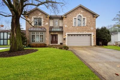 Glenview Single Family Home New: 1740 Stevens Drive