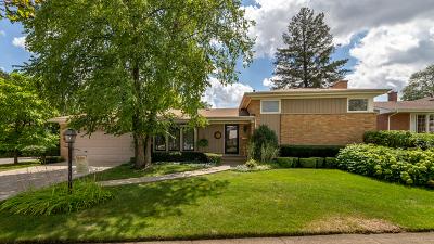 Morton Grove Single Family Home New: 6601 Maple Street