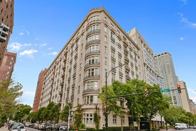 Condo/Townhouse New: 3400 North Lake Shore Drive #6E
