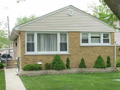 Skokie Single Family Home New: 8244 Central Park Avenue