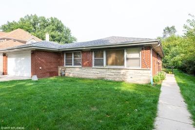 Morton Grove Single Family Home New: 9211 Mango Avenue