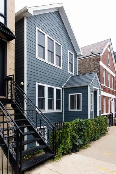 Single Family Home New: 1353 West Walton Street