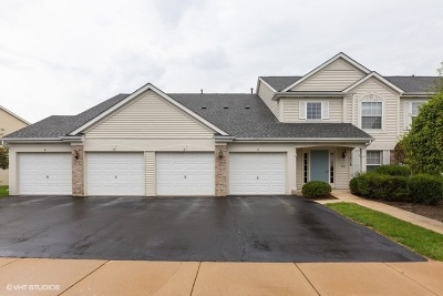 Plainfield Condo/Townhouse For Sale: 13826 South Bristlecone Lane #B