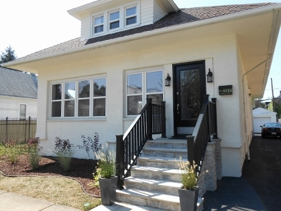 Morton Grove Single Family Home New: 8616 Callie Avenue