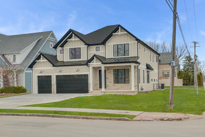 Elmhurst Single Family Home New: 621 South Sunnyside Avenue