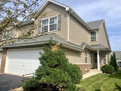 Romeoville Condo/Townhouse New: 529 North Maggie Lane