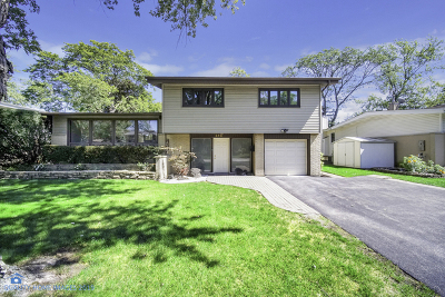 Glenview Single Family Home New: 619 Fairway Drive