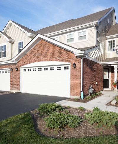 Joliet Condo/Townhouse New: 8640 Foxborough Way #1642