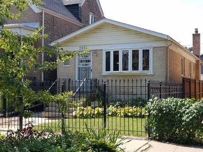 Single Family Home New: 2854 North Richmond Street