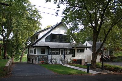 Island Lake Single Family Home For Sale: 108 Highland Court