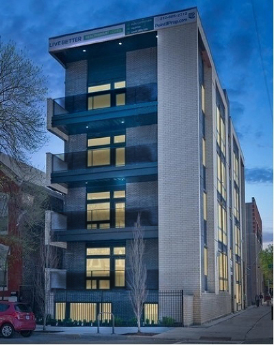 Condo/Townhouse New: 1533 West Superior Street #1