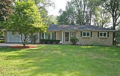 Burr Ridge Single Family Home New: 1125 Woodview Road