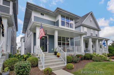 Wheaton Single Family Home For Sale: 1337 Avery Avenue