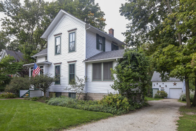 Downers Grove Single Family Home For Sale: 844 Maple Avenue