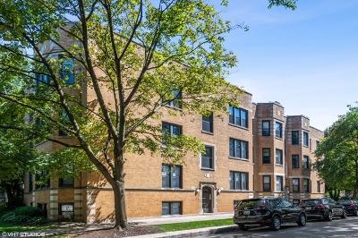 Condo/Townhouse New: 4455 North Hamilton Avenue #3