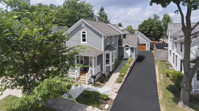 Barrington Single Family Home For Sale: 200 West Station Street