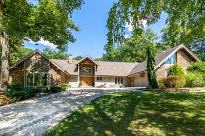 Homer Glen Single Family Home New: 16543 S Catawba Road