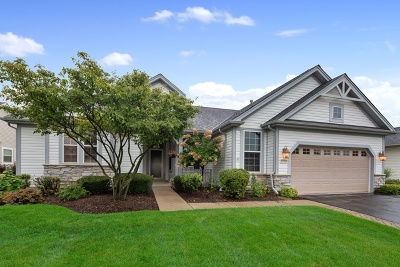 Huntley Single Family Home New: 12783 Riverview Court