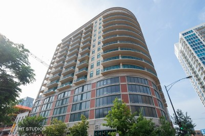 Condo/Townhouse New: 340 West Superior Street #1201