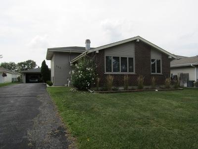 Addison Single Family Home New: 526 North Rumple Lane