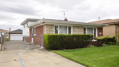 Morton Grove Single Family Home New: 5831 Warren Street