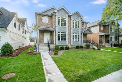 Naperville Condo/Townhouse New: 809 North Center Street