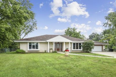 Wood Dale Single Family Home New: 474 Mulberry Lane