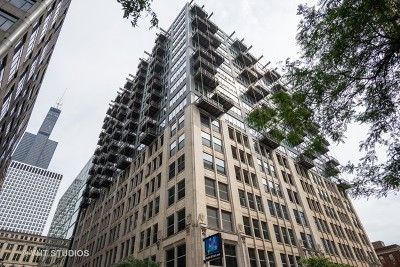 Condo/Townhouse New: 565 West Quincy Street #1115