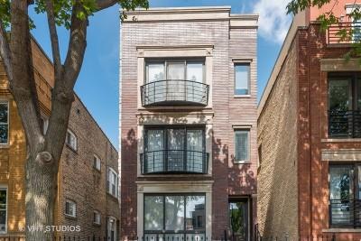 Chicago Condo/Townhouse New: 2516 West Iowa Street #3