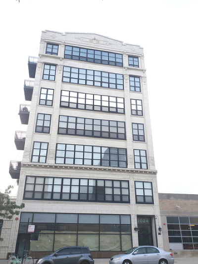 Condo/Townhouse New: 2024 South Wabash Avenue South #506