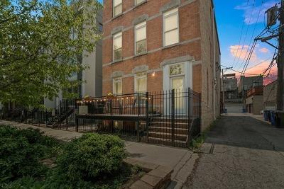 Condo/Townhouse For Sale: 2228 North Hamilton Avenue #1R
