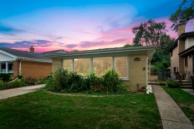 Skokie Single Family Home New: 3711 Greenwood Street