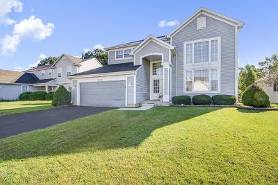 Round Lake Single Family Home New: 34191 North Bluestem Road