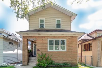 Chicago Single Family Home New: 5231 West Pensacola Avenue
