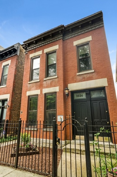 Chicago Multi Family Home New: 1036 North Honore Street