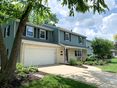 Naperville Single Family Home Contingent: 148 Tanoak Lane